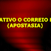 Informativo O CORREIO DE DEUS (APOSTASIA)