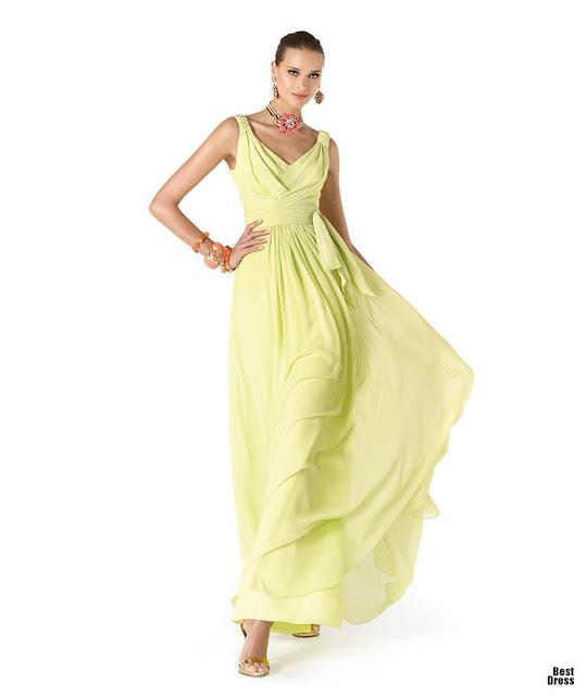 Moda en vestidos de graduación