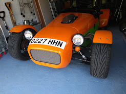 The car!