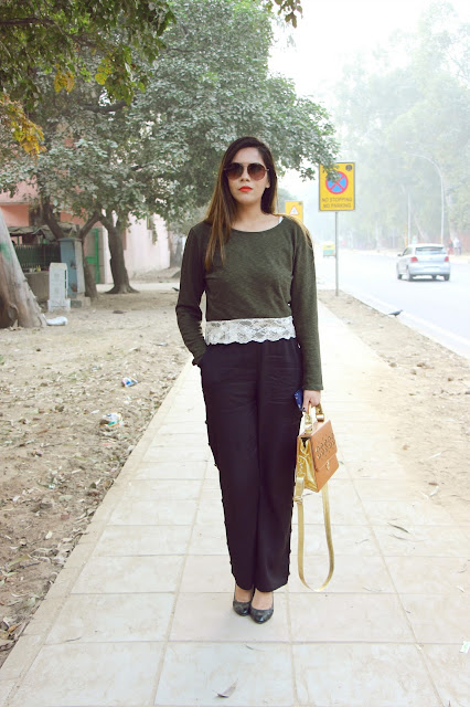 fashion, delhi blogger, delhi fashion blogge, indian fashion blogger, palazzo, how to style palazzo pants, stalkbuylove, casual sweatshirt, how style sweatshirt, lace sweatshirt, casual winter outfit, beauty , fashion,beauty and fashion,beauty blog, fashion blog , indian beauty blog,indian fashion blog, beauty and fashion blog, indian beauty and fashion blog, indian bloggers, indian beauty bloggers, indian fashion bloggers,indian bloggers online, top 10 indian bloggers, top indian bloggers,top 10 fashion bloggers, indian bloggers on blogspot,home remedies, how to