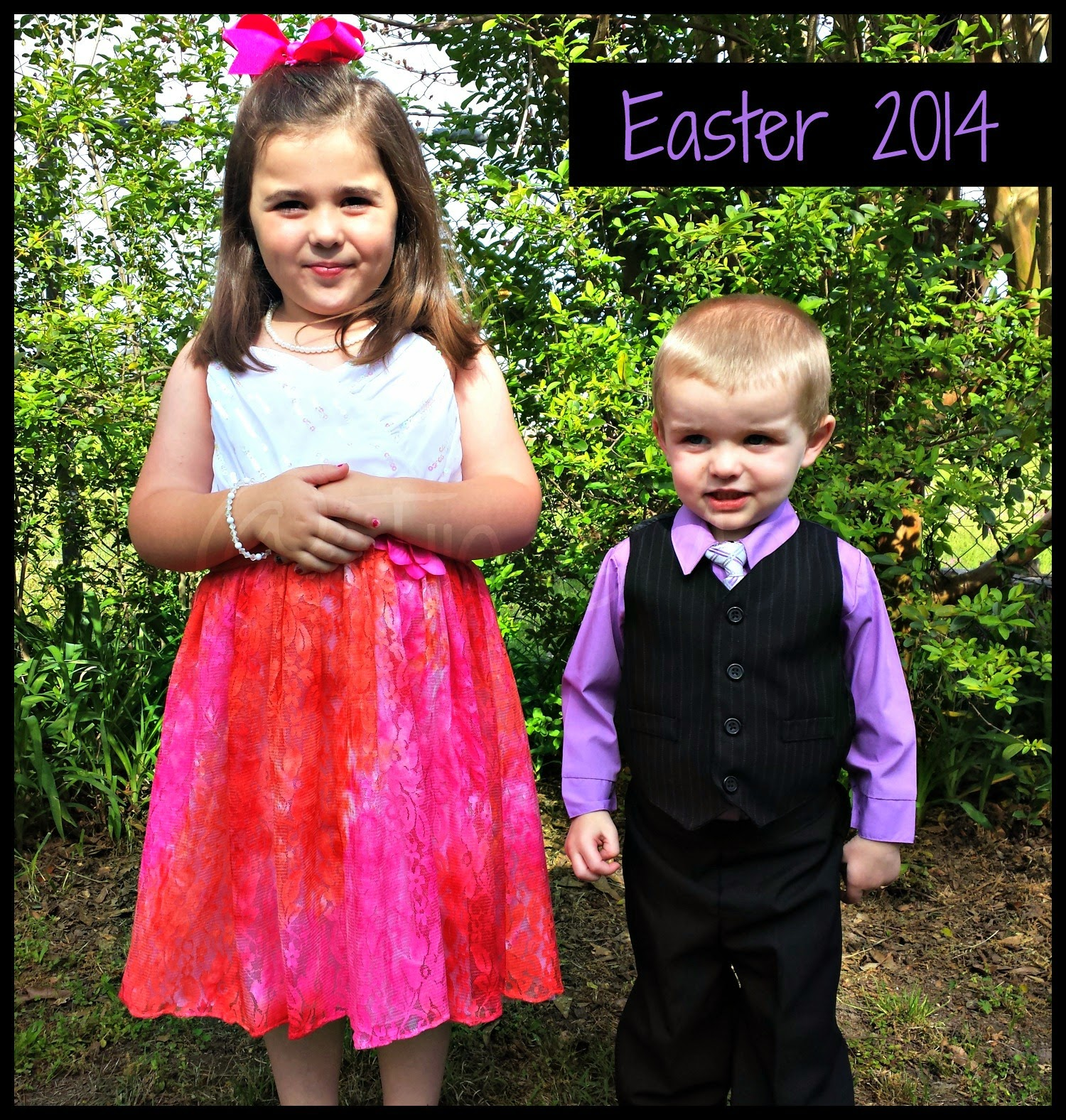 Easter 2014 | #wordlesswednesday