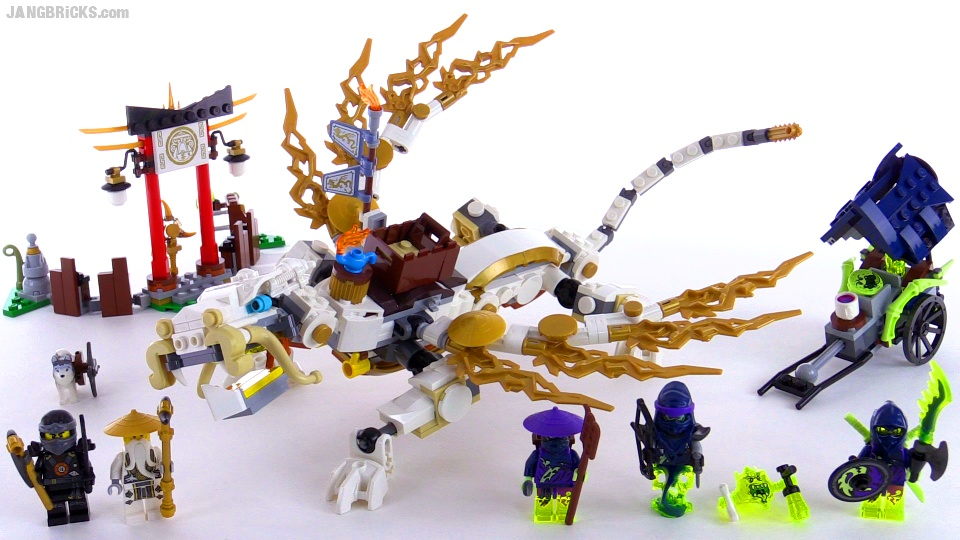 Jangbricks lego reviews mocs may 2015 - Lego ninjago dragon a 4 tetes ...