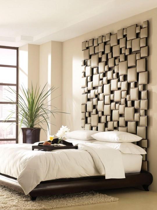 Cabeceros de camas originales dormitorios con estilo - Disenos de camas ...