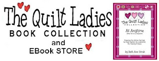 The Quilt Ladies Quilt Store Logo