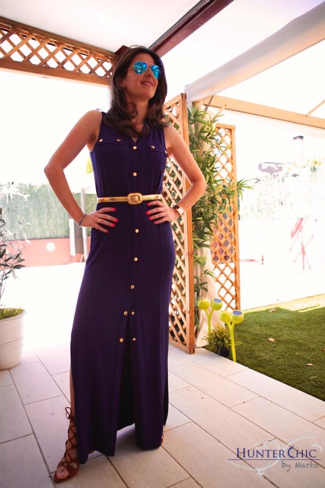 bloguer españa-michael kors dress-que me pongo