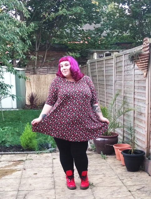 ruby thunder, plus size, plus size blogger