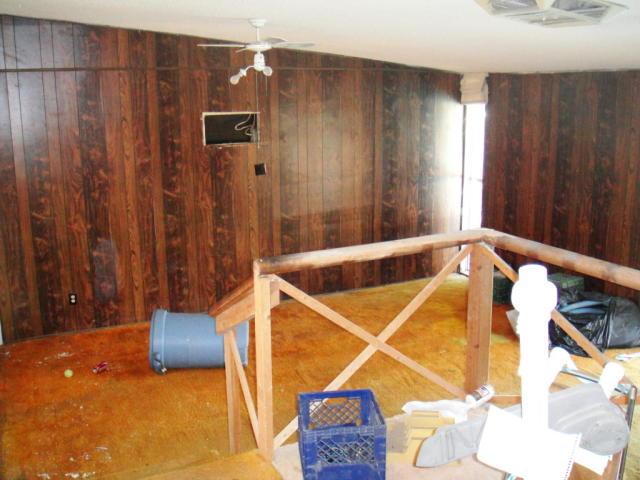Stepford Wood Paneling
