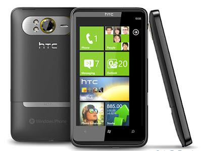 HTC HD7S (AT&T)