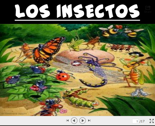 http://www.slideshare.net/mes22/los-insectos-para-infantil