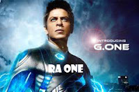 Ra.One Film Superhero Bollywood | Video Trailer Film Ra.One