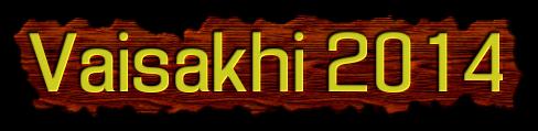 vaisakhi 2014