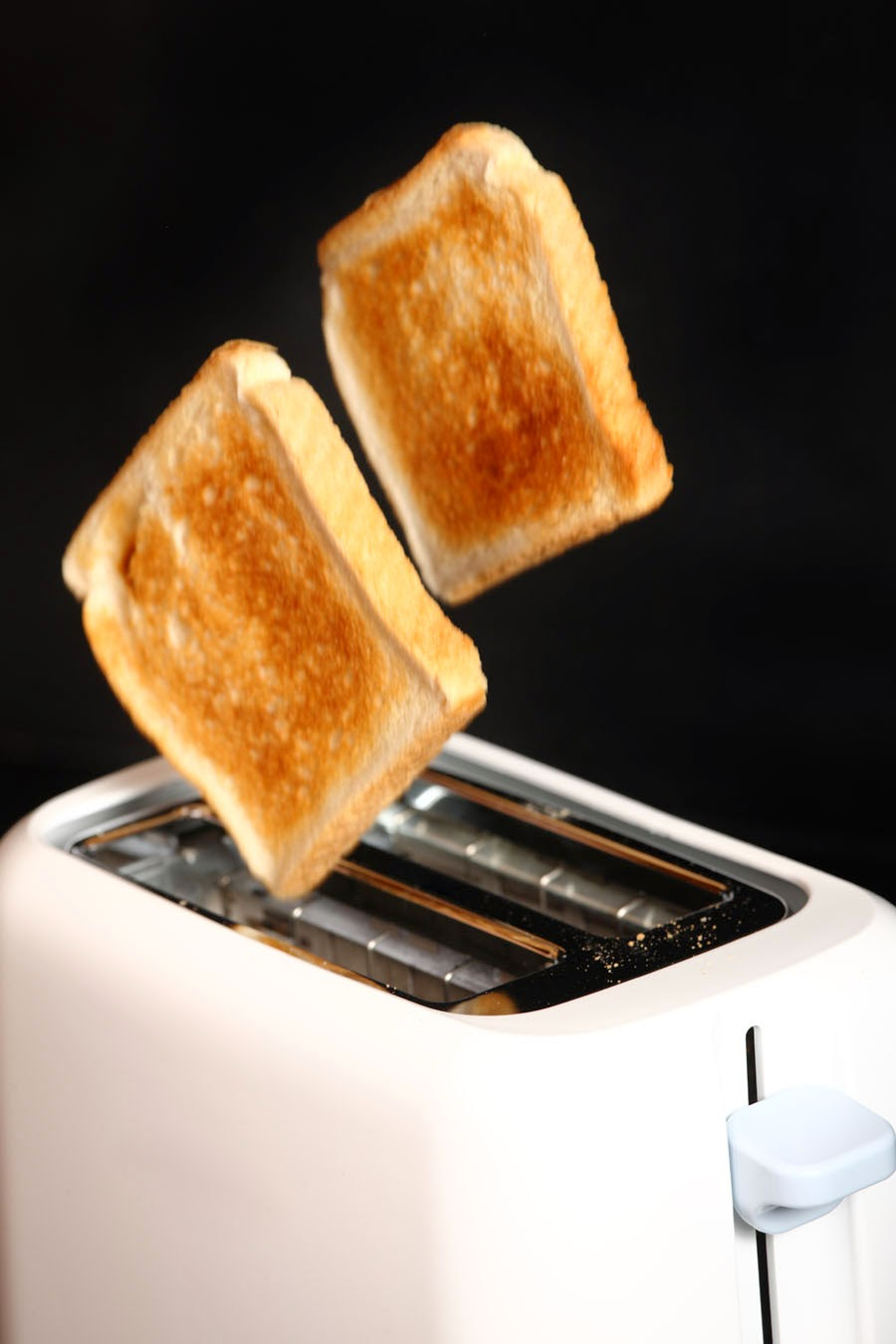 Toast In Toaster ~ Angles comic café apr th garfield pop out