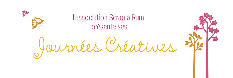journée creative à scrap a rum