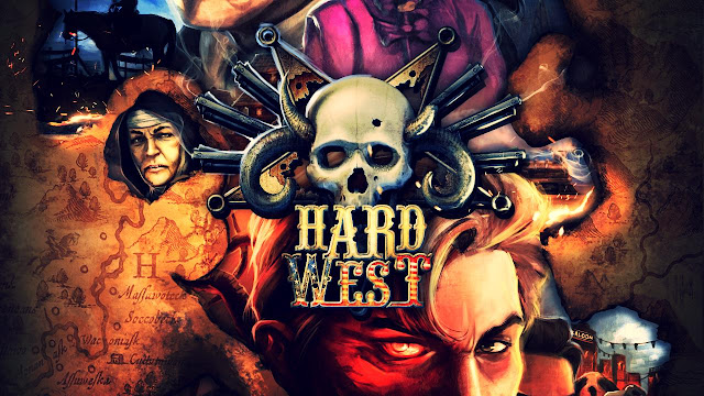 Hard West HD Cover
