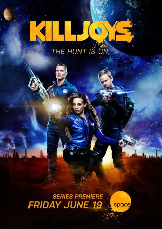 Assistir Killjoys 1 Temporada Dublado e Legendado