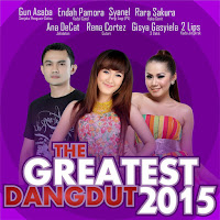 Various Artists - The Greatest Dangdut 2015 (Full Album 2015)