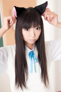 K-On! Akiyama Mio Cosplay by Necoco
