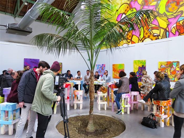 Presentation Presse & Blog - Espace Cobalt - Toulouse