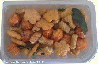 Graze box snack Tom Yum Yum