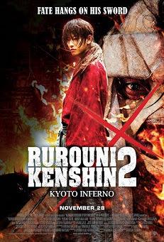 Ver Película Rurouni Kenshin: Kyoto Inferno Online Gratis (2014)