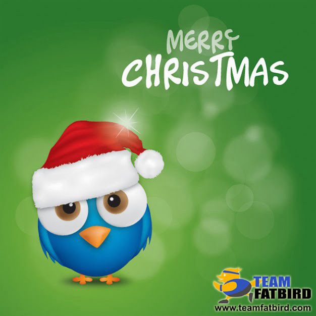 FatBird Merry Christmas To You!