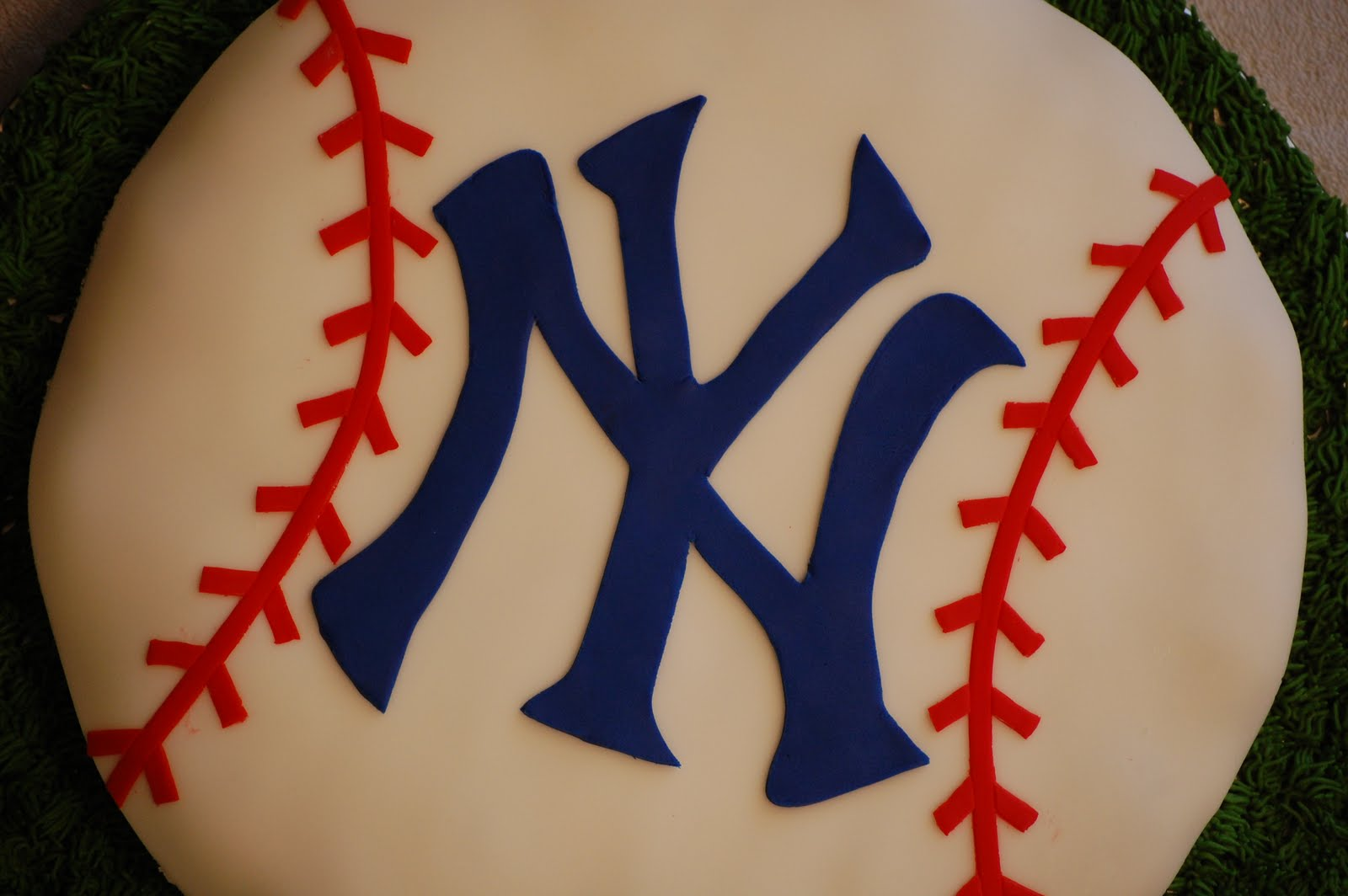 Image Result For Yankees Birthday Cake Images