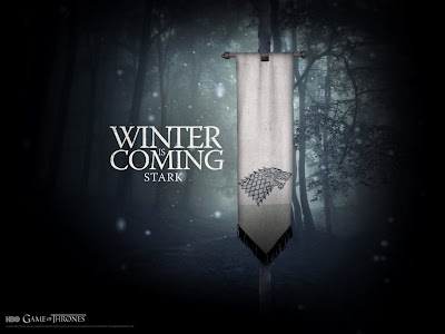 Wallpaper: Game of Thrones - Casa dos Stark