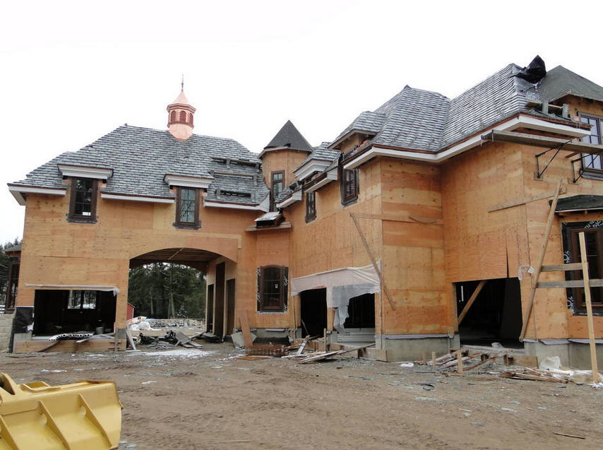 Eileen 39 s home design james paragano designed home under for Building a house in nj