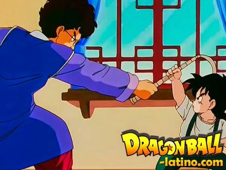 Dragon Ball Z capitulo 118