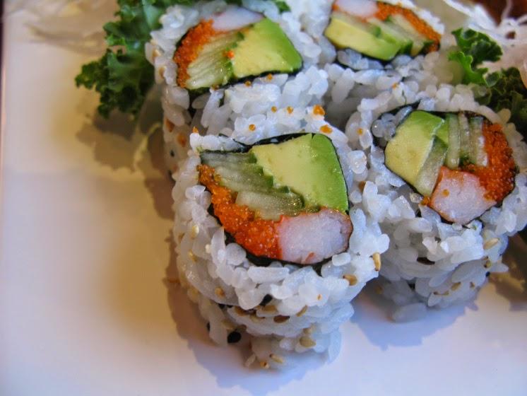 best sushi kingston