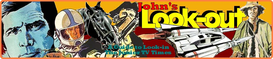 John's Look-out - The Blog of Look-in the Junior Tv Times