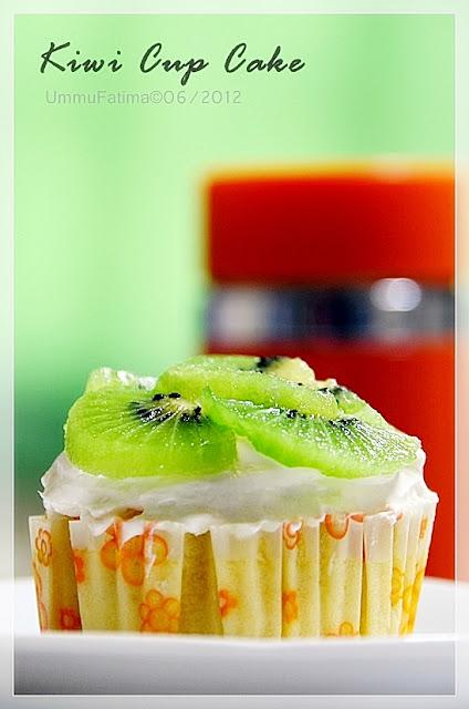 cup cake kiwi