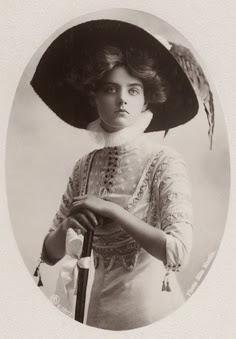 Phyllis Barker by Rita Martin, c. 1908