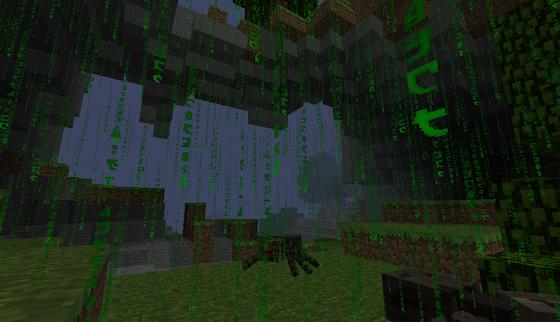 Matrix Minecraft