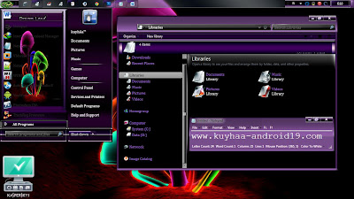THEME DREAM LAND WINDOWS 7