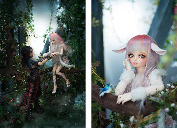 Fairyland Minifee Rin