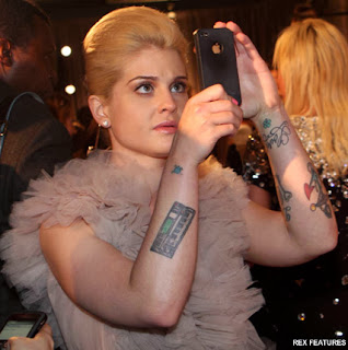 Kelly Osbourne Tattoos| Kelly Osbourne Tattoos Meaning
