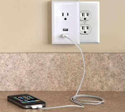Creative Power Sockets and Modern Electrical Outlets (10) 2