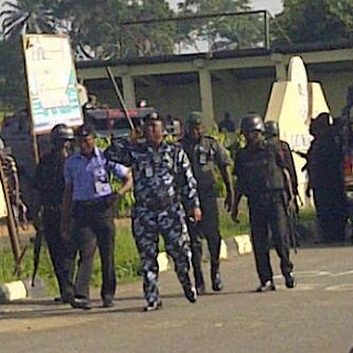 olabisi onabanjo university riot