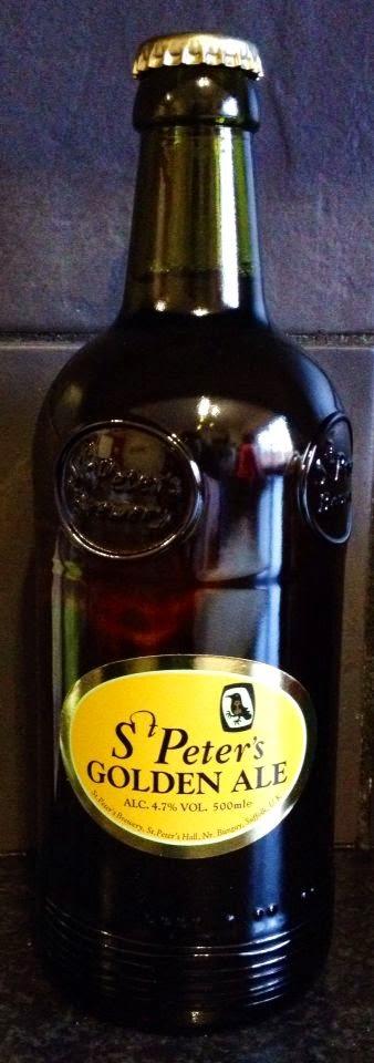 Golden Ale (St Peters)