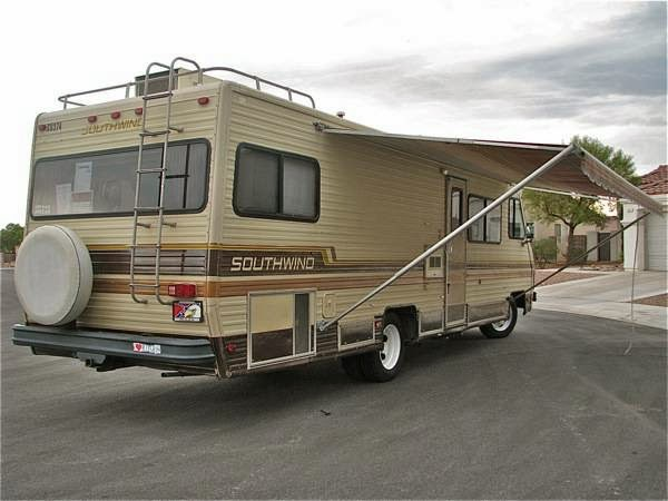 Fantastic Used RVs 1991 Airstream Class B RV For Sale By Owner