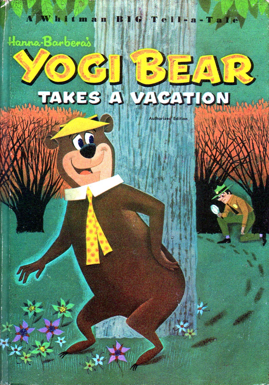 Hey Boo Boo Yogi Bear Quotes