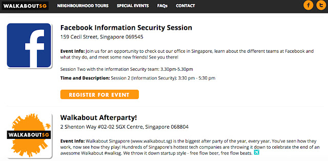 Walkabout Singapore: Why Attend This Open House of SG's Tech Scene