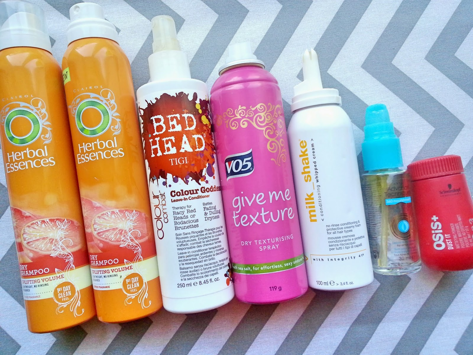 December Hair Care Empties Review