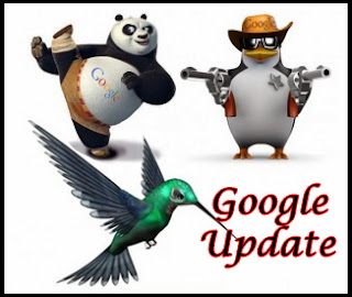 Panda,Penguin, Humming Bird,Update