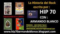 LA VERDADERA HISTORIA DE ARMADO BLANCO / HIP 70