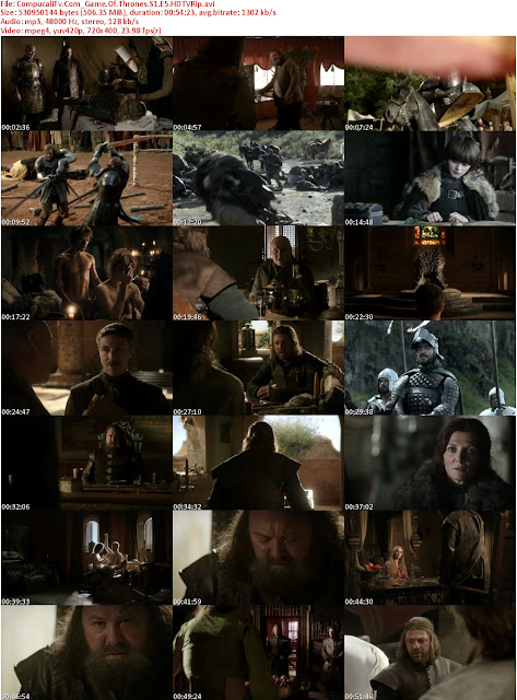 Game Of Thrones Temporada 1 Completa HDTVRip Español Latino Descargar