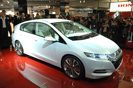 Zsolt Istvan Honda New Cars