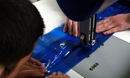 Fabric welding