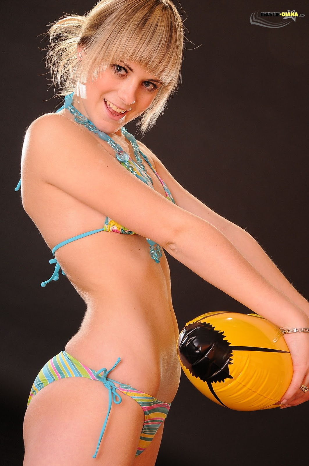 Newstar Diana Nude